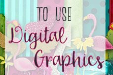 10 ways to use digital graphics