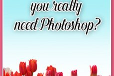 Do you really need Photoshop?